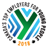 Canada's Top Employers for Young People 2018