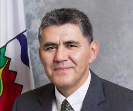 Minister Robert C. McLeod