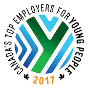 Canada's Top Employers for Young People 2017